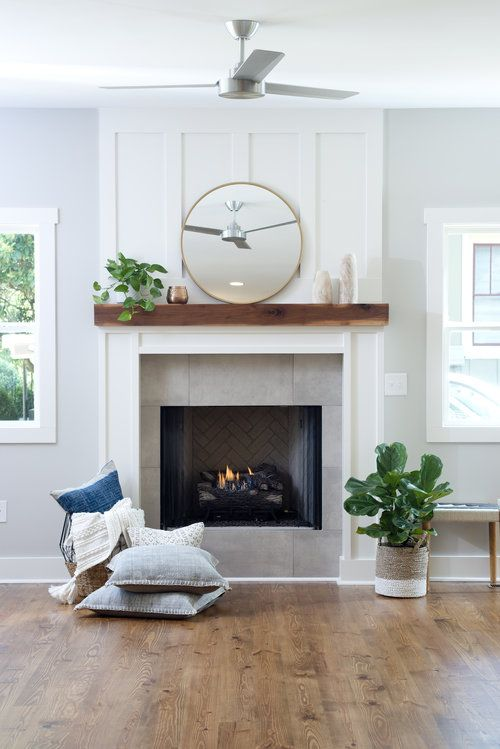 How To Select And Size Your Fireplace Mantel