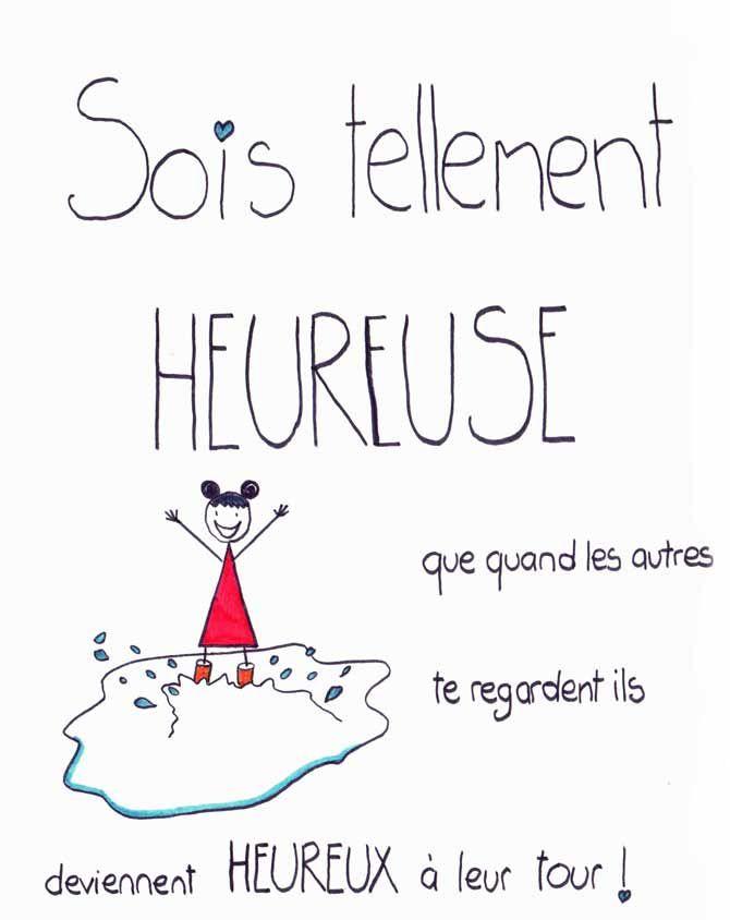 #Bonheur #hapinessday #Heureux