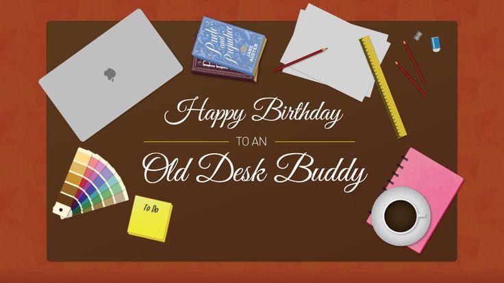 Birthday Webpage - final artwork  #design #illustration