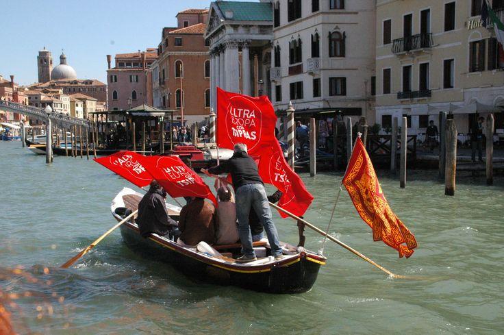 L Altra Europa con Tsipras!!! Venezia...!!!