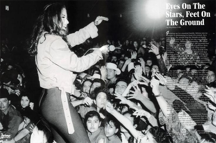 selena-etc-inc: Selena performing at the Corpus Christi ...