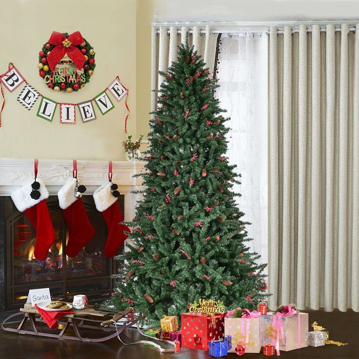 Best ft christmas tree ideas on pinterest paper