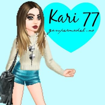 Hello! Kari 77 from gSm.no over here!