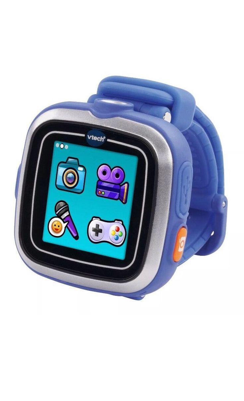 NEW VTech Kidizoom Smartwatch Blue Camera Video Watch Kids Toddler Fun Gift Game