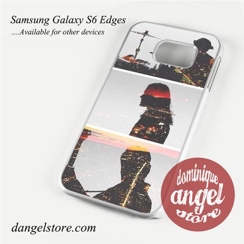 30 Seconds To Mars City Of Angels Phone Case for Samsung Galaxy S3/S4/S5/S6/S6 Edge