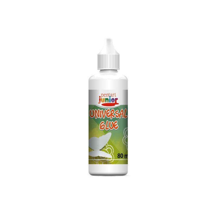 Pentart Junior Universal glue // Universal, water-based glue developed exclusively for children.