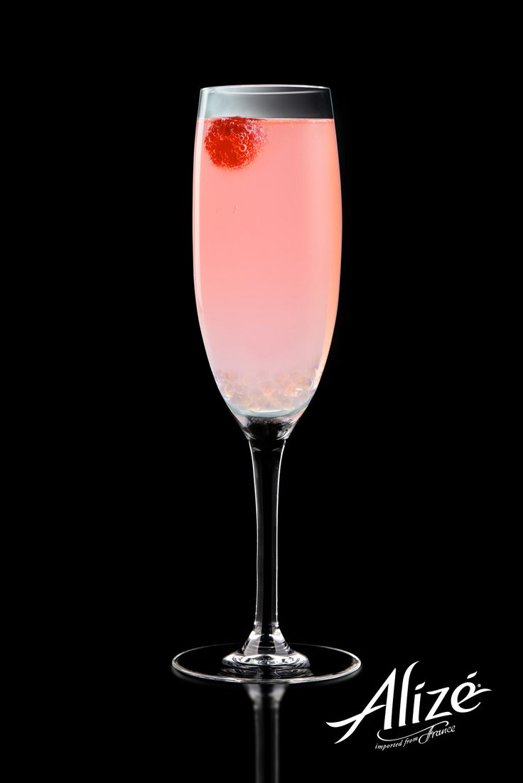 102 best images about alize only on pinterest liquor for Cocktail rose