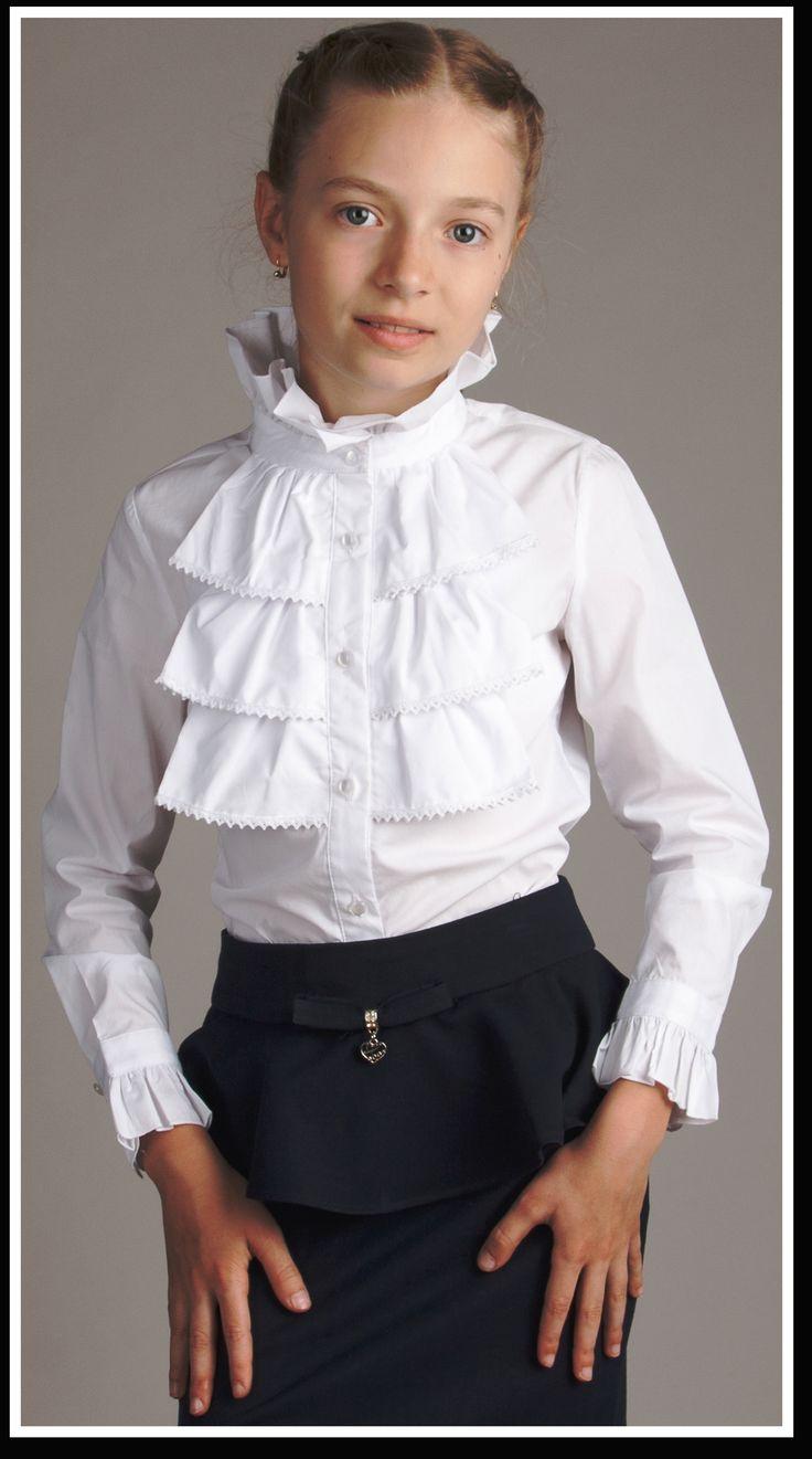 elegant blouse for school