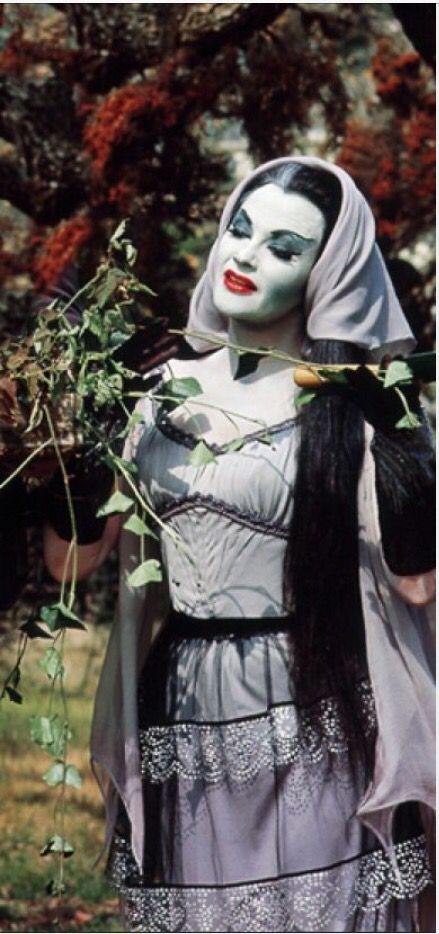 Lily munster garden