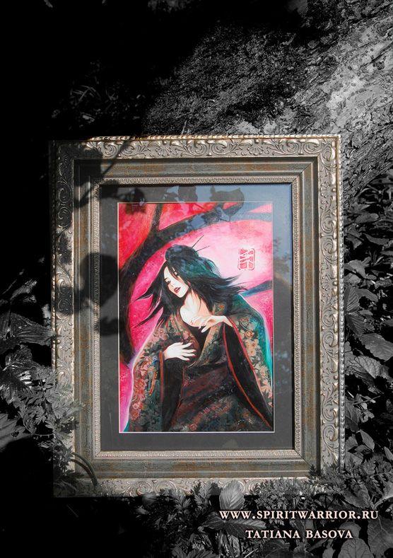 Kitsune art.
