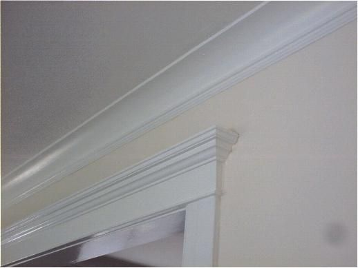 New luxuriously thick crown molding and trim Contemporary - Unique square crown molding Ideas