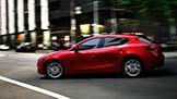 2014 Mazda 3 5-door car