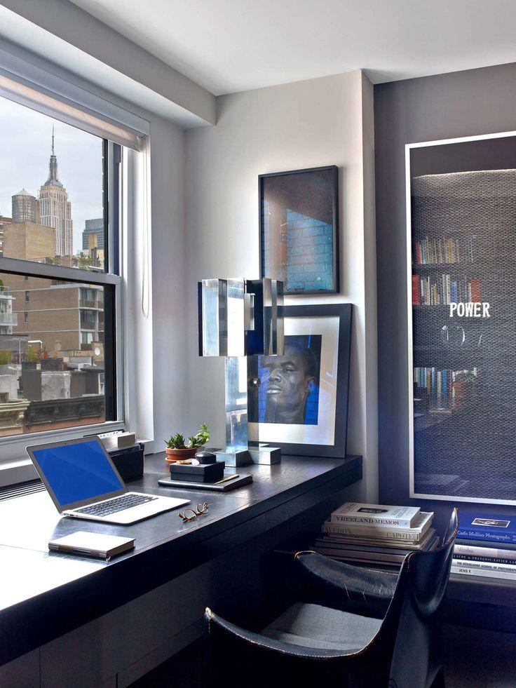 Апартаменты в Нью-Йорке в духе Тома Форда — HQROOM