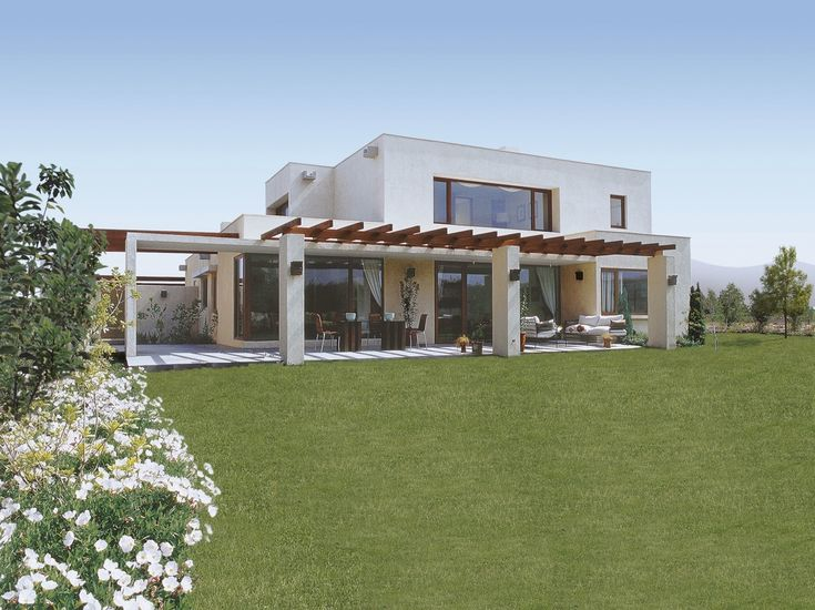 Proyectos especiales smithouse casa de campo for Mediterranean modular homes