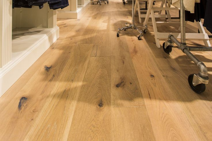 Woodline Parquetry solid wood flooring - Antique Rockies