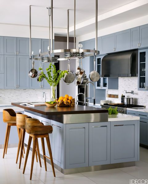 20 Kitchens That Will Remind You Why Blue Is Your Favorite Color