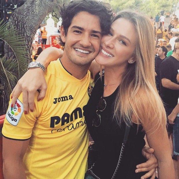 Fiorella Mattheis e Alexandre Pato (Foto: Instagram/Reprodução)
