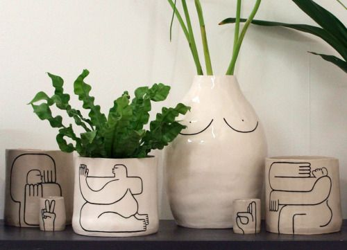 Industrial Design (for designers) - lustik: Louise Madzia Ceramics. Artists on...