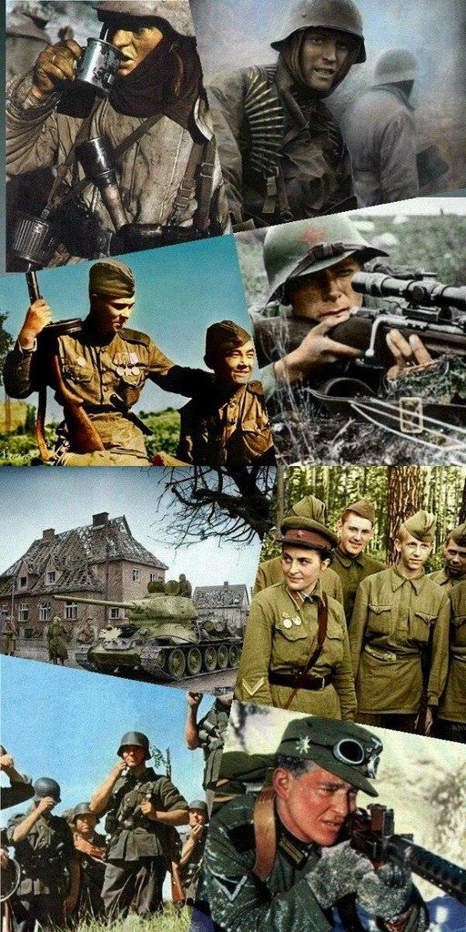 Фотографије Вторая мировая война и Военная археология – 53 албума