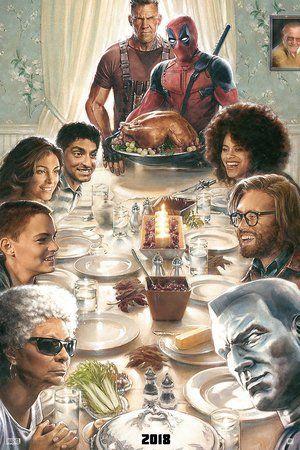 FullHD - Deadpool 2 2018 Free Movie Full