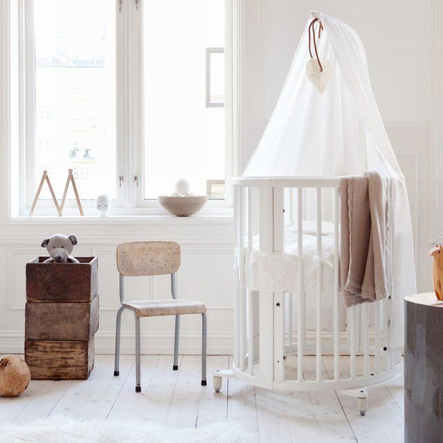 Sleepi Mini Crib by Stokke #Adjustable, #Baby, #Crib, #Mattress