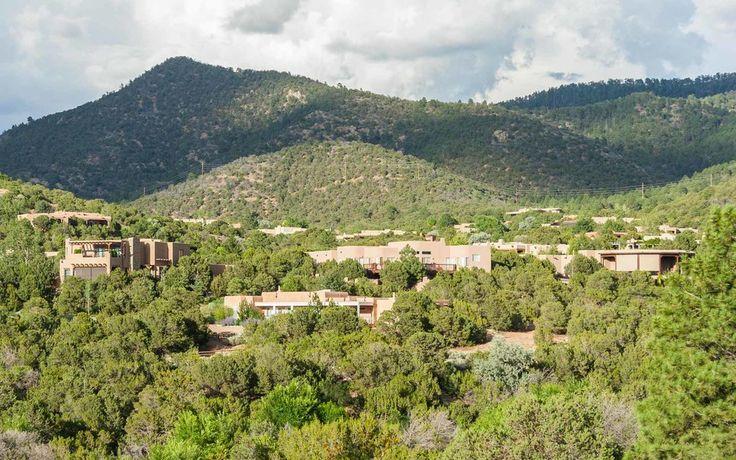 St. John's Santa Fe in New Mexico