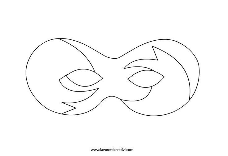 sagoma-maschere-carnevale