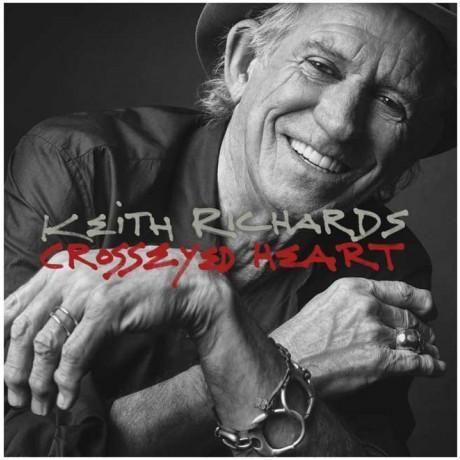 Crosseyed Heart (Mindless/Virgin/Universal) Keith pubblica il suo quarto disco solista e sforna una collezione di canzoni capaci, con naturalezza e grinta, di essere contemporanee e dense di tradizione e nostalgia. Qua dentro c'è puzza di Rolling Stones, Jon Spencer Blues Explosion, G-Love & Special Sauce, Black Keys, Jack White e quant'altro fino a lambire il reggae (vecchia passione di Richards, si sa): il tutto con una continuità strutturale, musicale e tematica invidiabili. 8