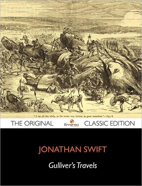 an analysis of the gulliver travels by jonathan swift Read expert analysis on literary devices in gulliver's travels.