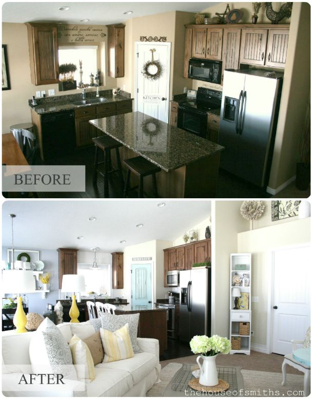 The house of smiths home diy blog interior decorating blog decorating on a budget blog - New home decorating ideas on a budget style ...