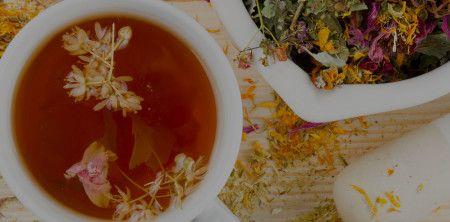 Herbaty lecznicze