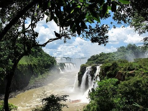 The Beauty of Argentina. Shots from Iguazu, Patagonia and Tierra del Fuego.