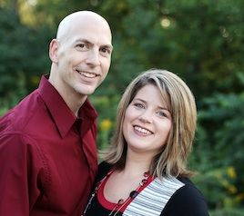 Read more about Joel and Lisa Schmidt. www.thepracticingcatholic.com