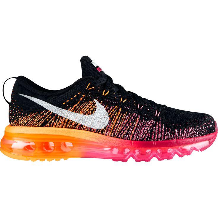 Nike Flyknit Max Bayan Spor Ayakkabı