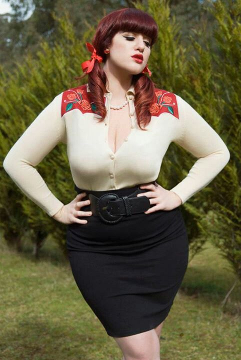 Teer Wayde  Fashion, Curvy Fashion, Big, Beautiful-1781
