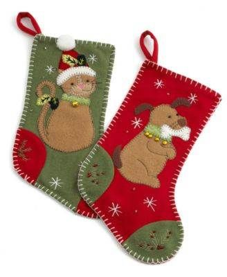 Best 25+ Pet christmas stockings ideas on Pinterest | Dog ...