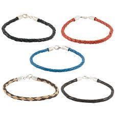 """Résultat de recherche d'images pour """"bracelet cuir tressé femme"""""""