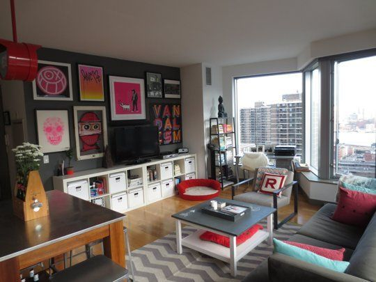 """Shawna & Stef's """"Put Together"""" Apartment — House Call   Apartment Therapy"""