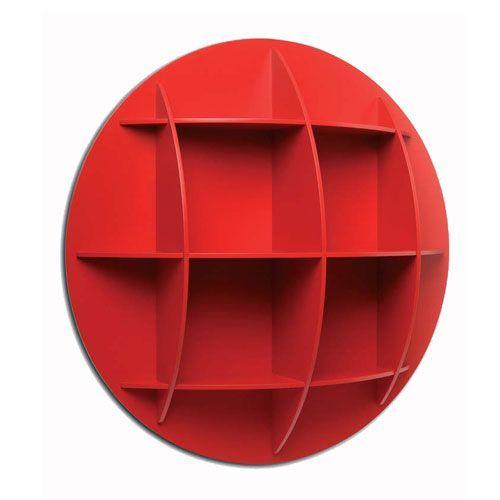 Continental Bookcase - design Joe Colombo - Industrie Carnovali