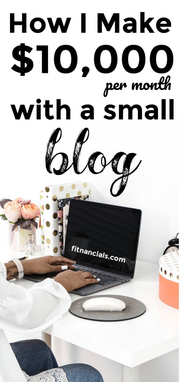 How I Make $10,000 Per Month With A Small Blog – Alexis Schroeder | Money & Business | Fitnancials