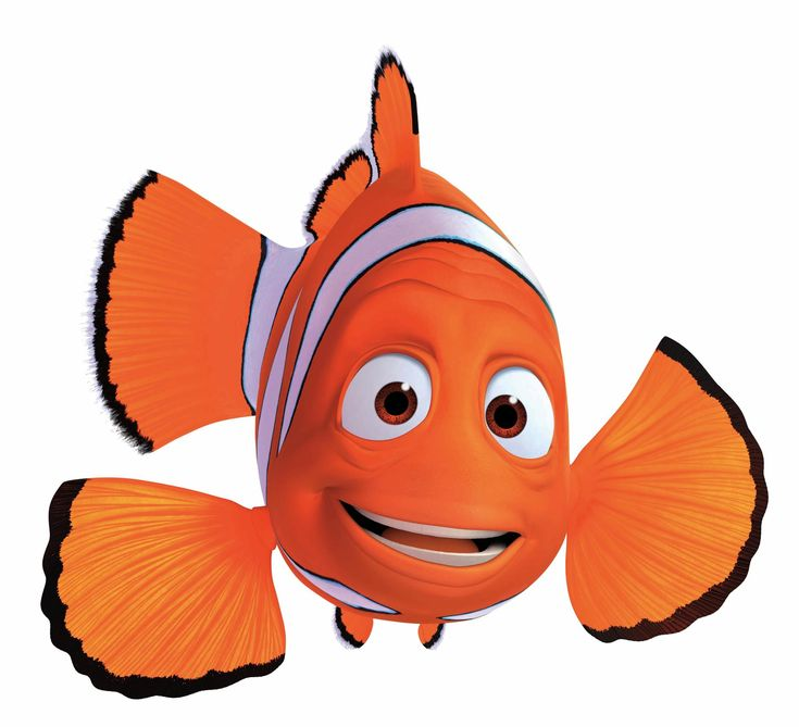 *MARLIN (Nemo's Dad) ~ Finding Nemo, 2003