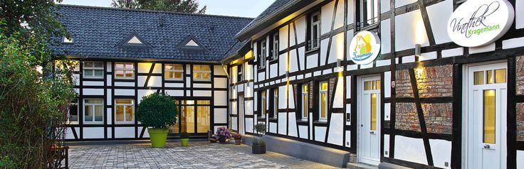 Hotel in Simmerath, Eifel, Nachbarstadt von Monschau.