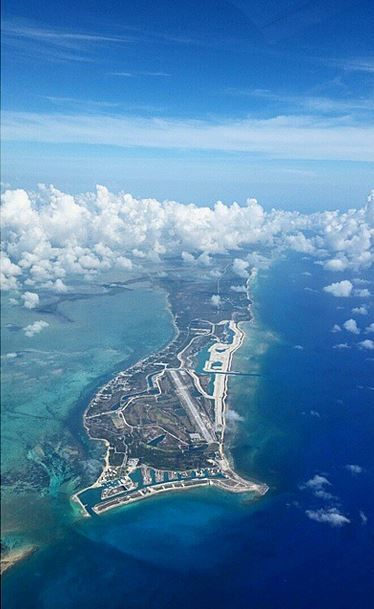 West End, Grand Bahama Island - home to Old Bahama Bay Resort & Yacht Harbour