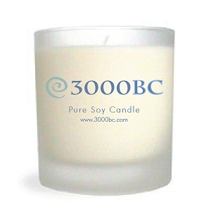 #3000BC Pure Soy Candle!