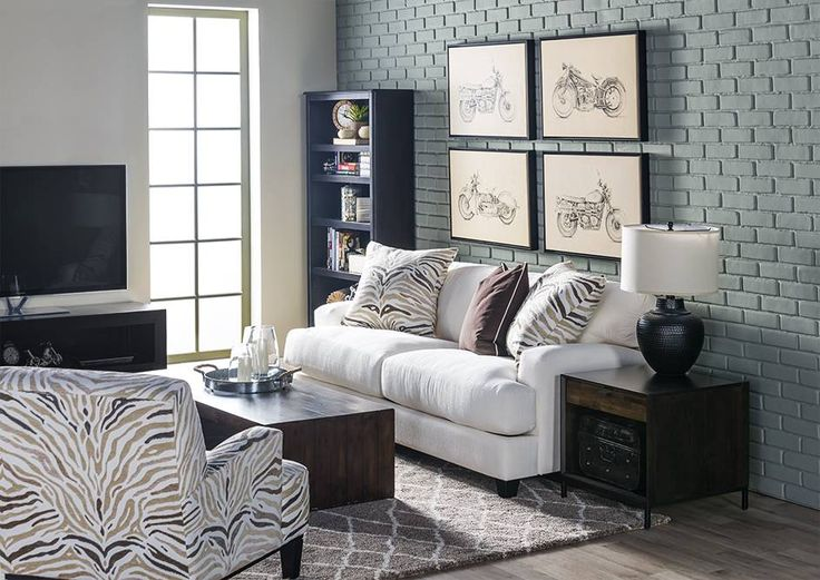 Living Room Furniture Inspiration - Living Spaces