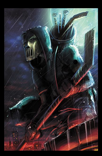 Casey Jones - Sketches @ Breakfast 014 by RobDuenas.deviantart.com on @DeviantArt