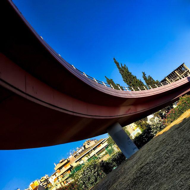 #bridge #city #urban #iPhone   by Tryfon Tobias Pliatsikouris