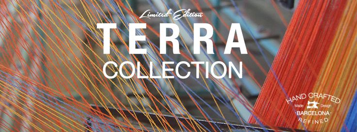 Our New TERRA Ccollection it's been designed inspired in the urban life with Mediterranean touches of color, and lots of compartments tu carry your acessories and gadgets with style.
