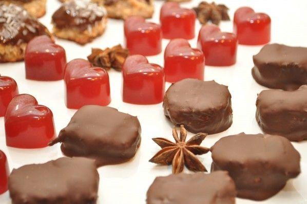 Bounty med smak av jul