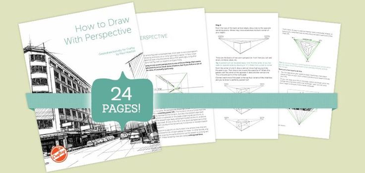 How to Draw Perspective: A Free PDF Guide | Craftsy